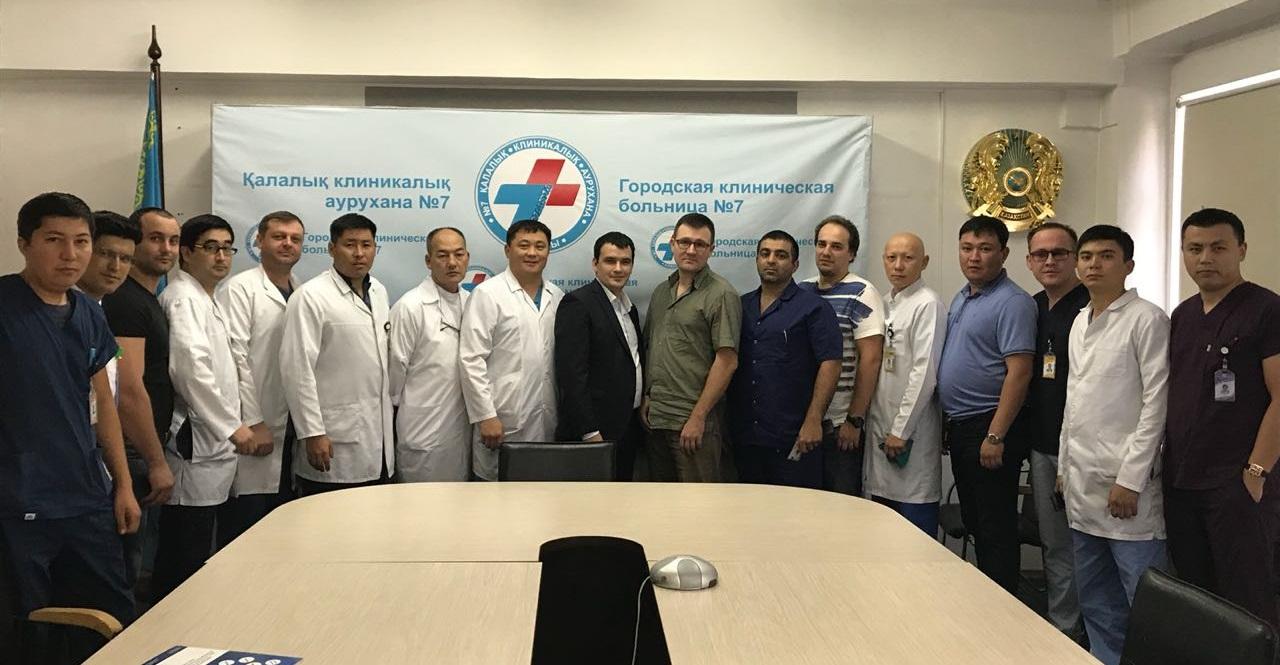 Мастер-класс по использованию современных российских имплантов